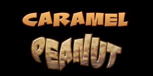 caramel-peanut
