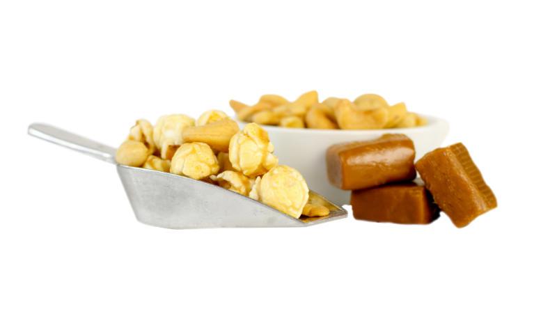 caramel-cashew